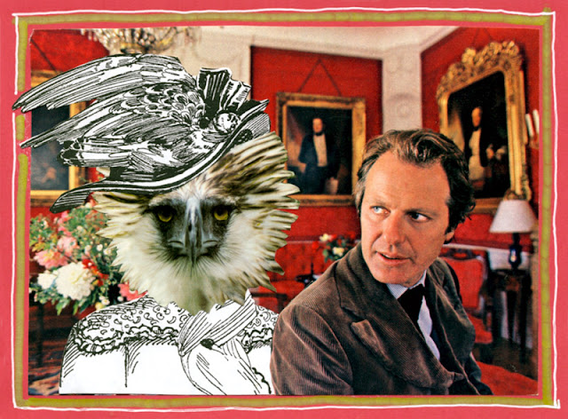hand cut paper collage by c mazzie-ballheim