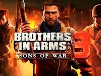 Brothers in Arms 3 Mod V1.4.4c Apk (Mega Mod)
