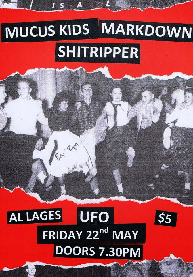 All Ages @ UFO