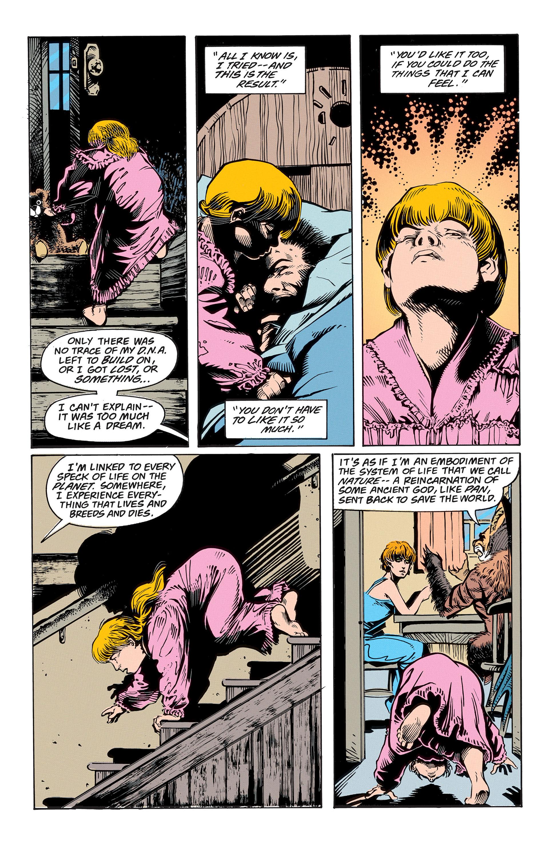 Read online Animal Man (1988) comic -  Issue #56 - 34