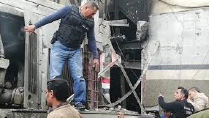 أول تعليق من جيران سائق القطار المتسبب في حادث محطة مصر (صور)
