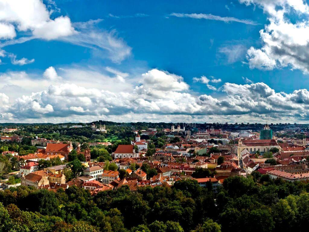 Vilnius Litvanya