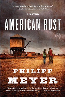American Rust by Philipp Meyer - book cover