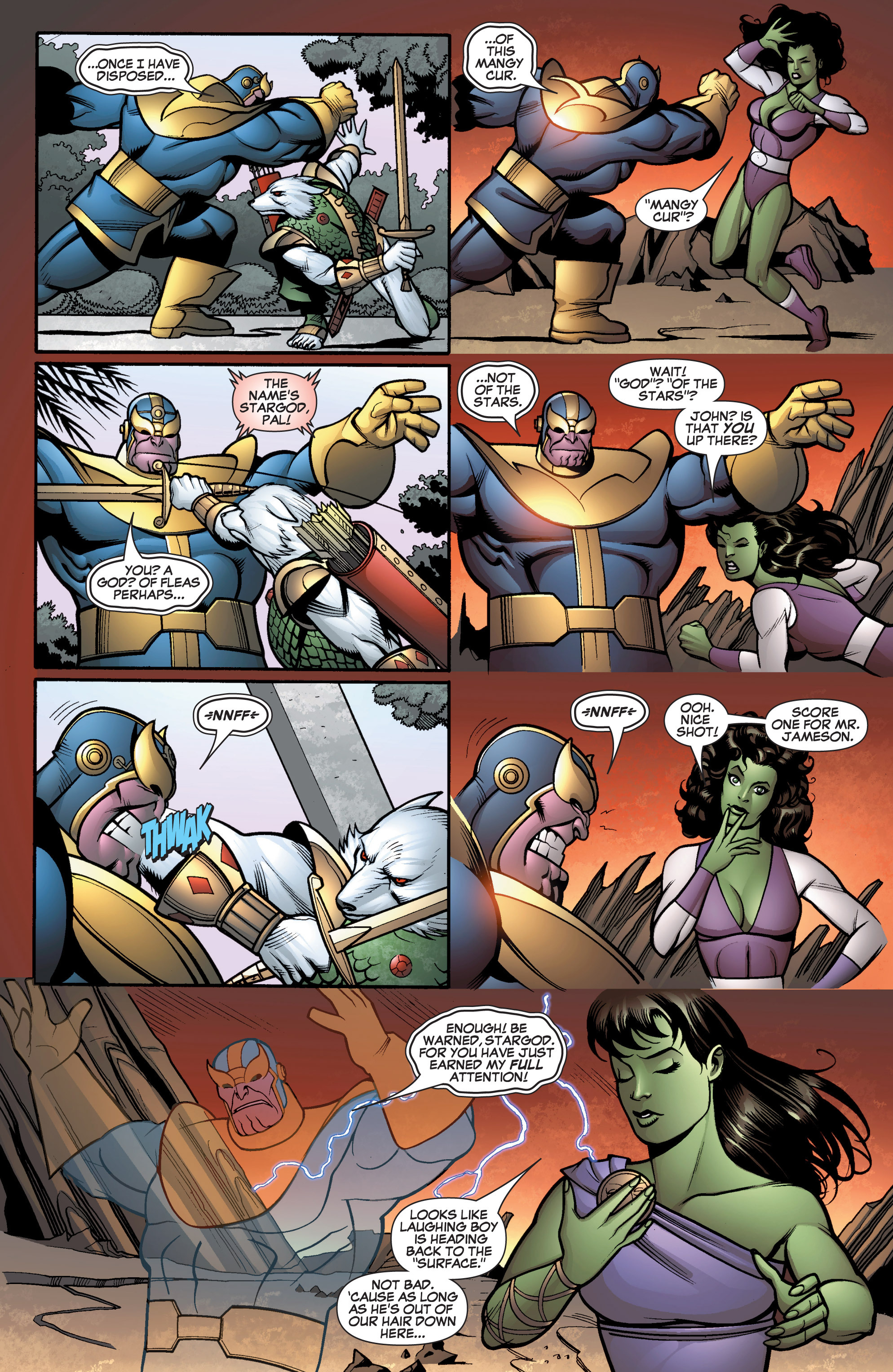 Read online She-Hulk (2005) comic -  Issue #13 - 16