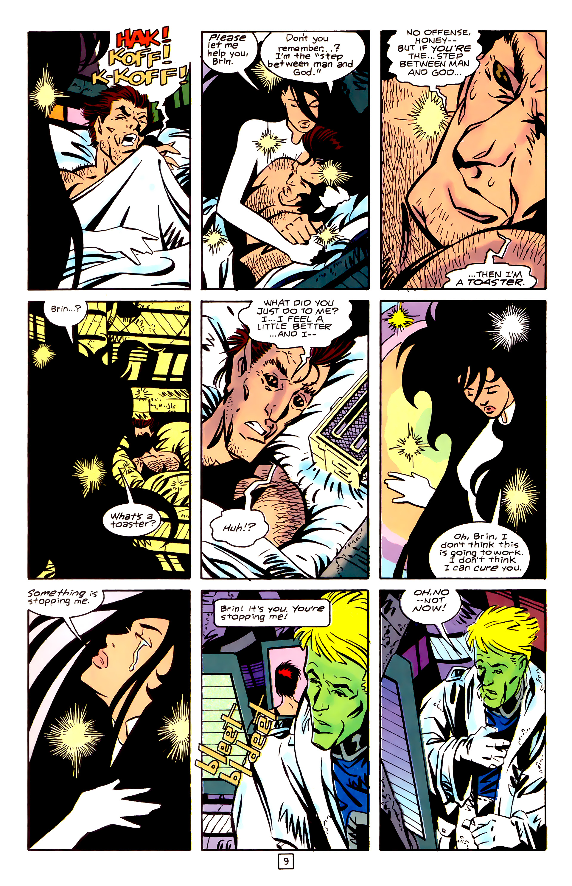Legion of Super-Heroes (1989) _Annual_3 Page 9