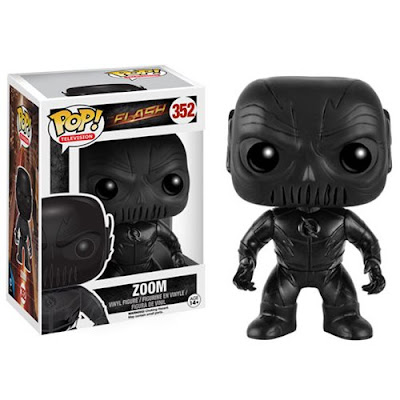 Zoom The Flash Television Series Pop! Vinyl Figure by Funko