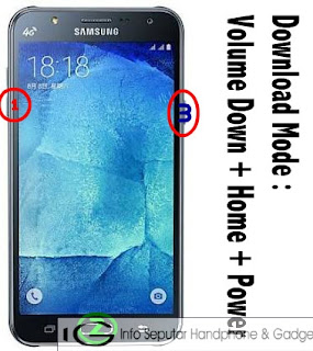 Tutorial Root dan Install TWRP Samsung Galaxy J2 Lengkap