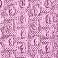 Basketweave #KnitPurl stitch | Knitting Stitch Patterns.