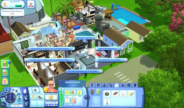 The Sims 3 Game PC Ringan