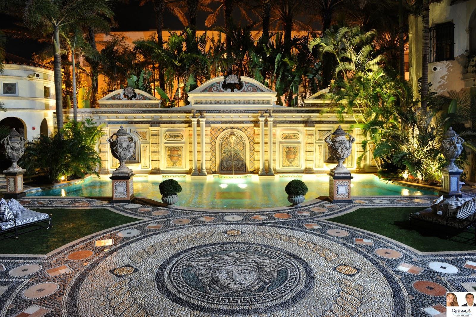 Luxury buildings miami beach villa casaurina versace for G design hotel