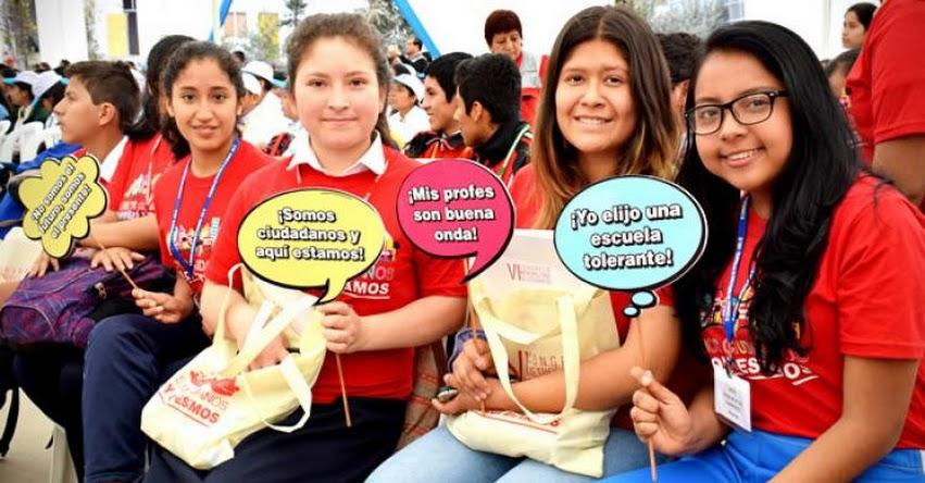 DRELM: Más de 1,300 estudiantes de Lima Metropolitana participarán en congreso de líderes - www.drelm.gob.pe