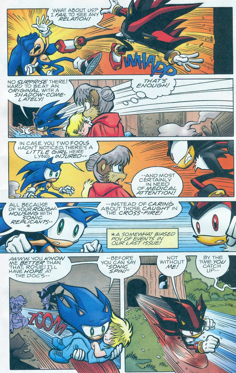 Read online Sonic The Hedgehog comic -  Issue #159 - 4