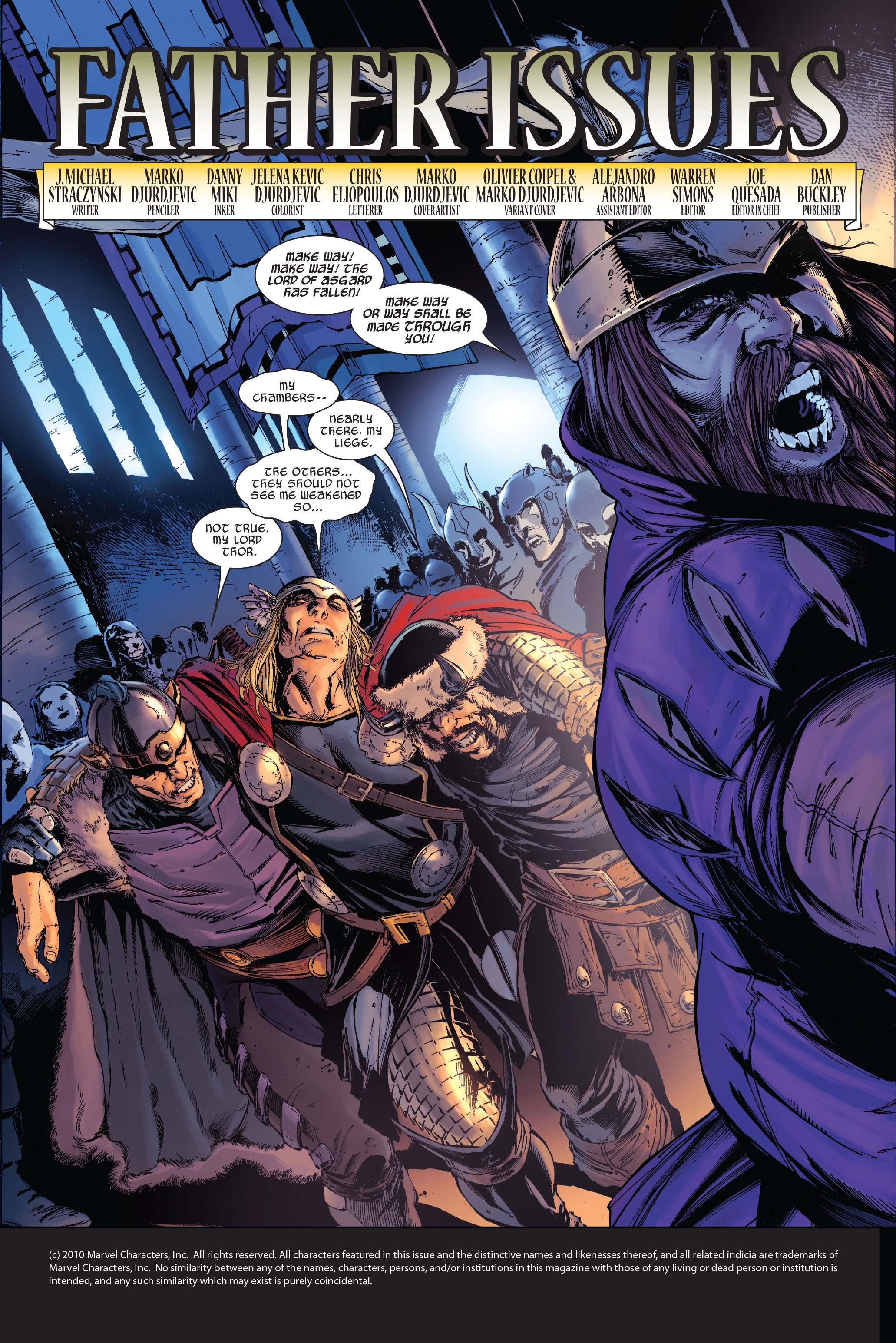 Thor (2007) Issue #7 #7 - English 2