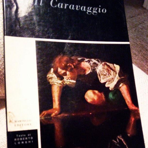 livro caravaggio - Dicas de livros e filmes