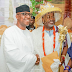 Dapo Abiodun at The 30th Coronation Anniversary Of Osile Oke-Ona Egba