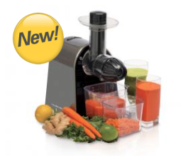 Hamilton Beach Low Speed Juice Extractor