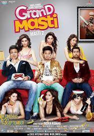 Grand Masti (2013) Full Movie HDRip 1080p | 720p | 480p | 300Mb | 700Mb