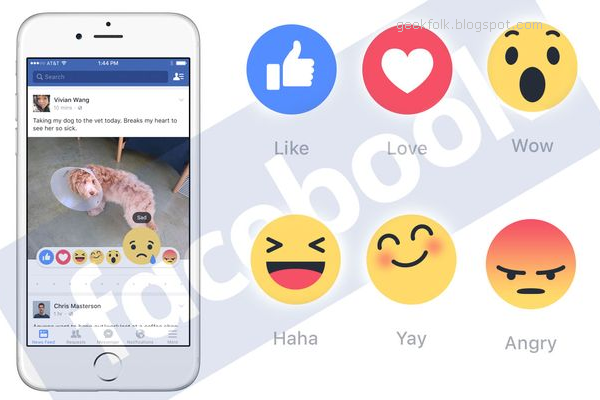 What Will Facebook's New Reactions Mean For Online Interactions?