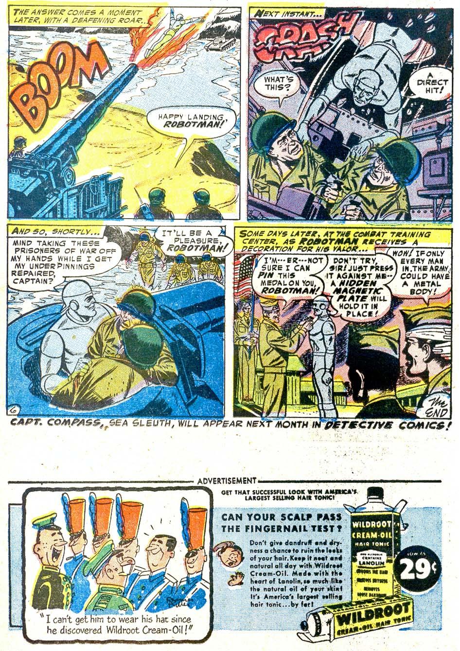 Detective Comics (1937) 202 Page 29