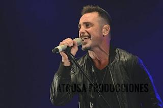 Jordi, cantante del grupo OBK