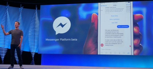What is facebook messenger