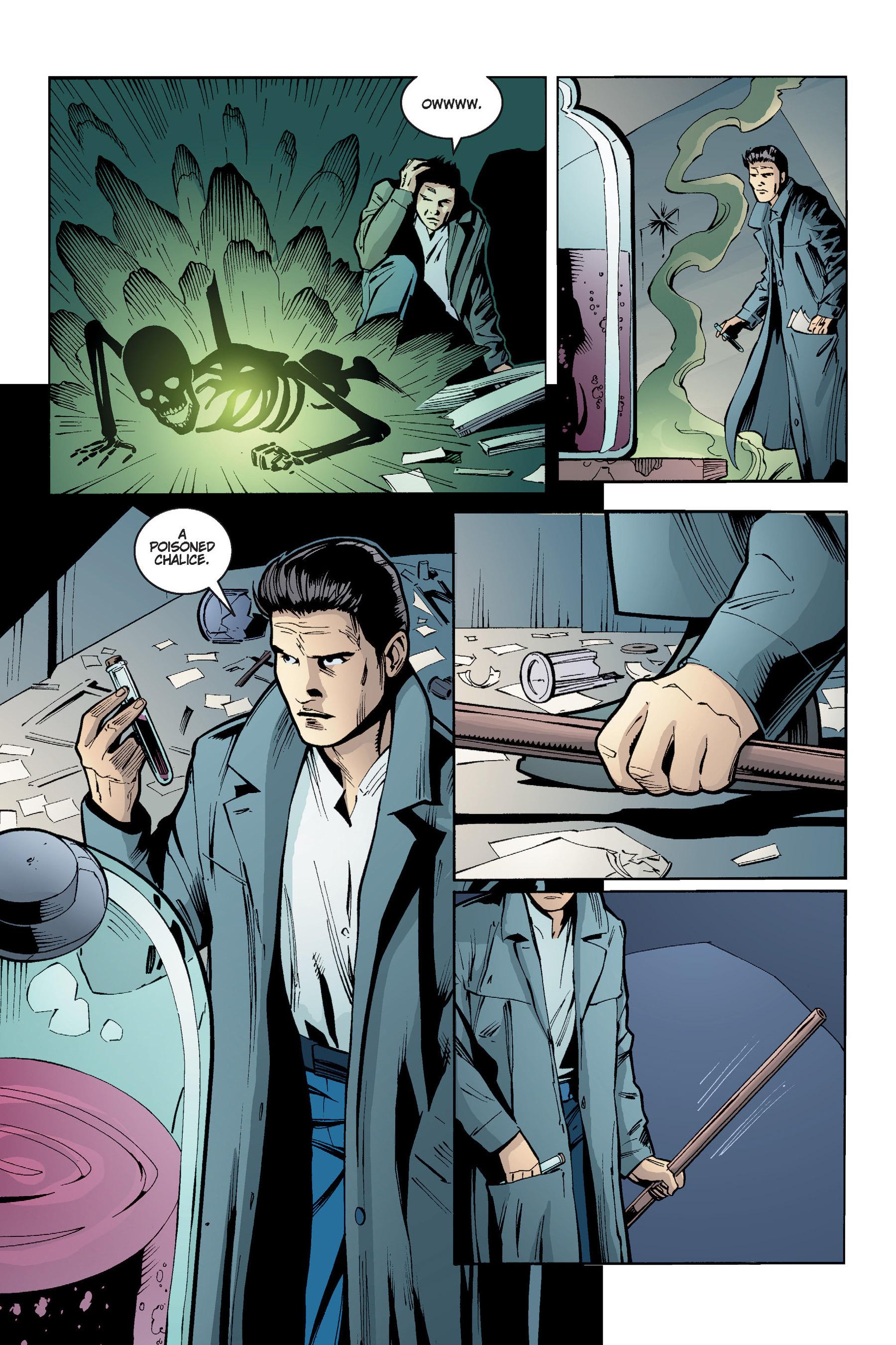Read online Buffy the Vampire Slayer: Omnibus comic -  Issue # TPB 4 - 181