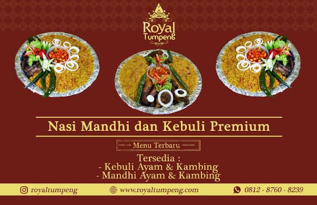 Rekomendasi Pesan Catering Nasi Kebuli di Jakarta