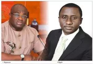 Dr. Uchechukwu Ogah and Gov.Ikpeazu