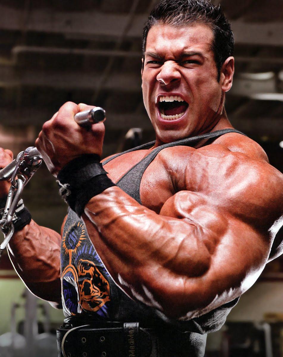 Steve Kuclo Arm Size