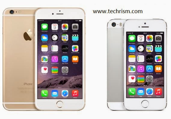 Design The Basic Of Both Phones Hasnt Changed IPhone 5s And 6 Have Aluminium Backs Toughened Glass Fronts