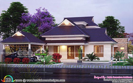 Grand and elegant villa design