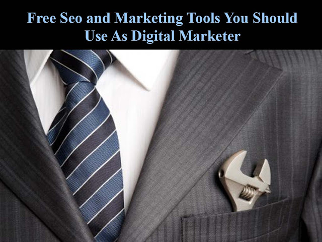 Free Seo and Marketing Tools