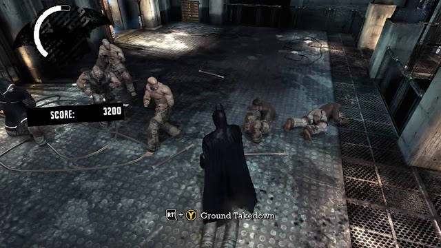 Download Batman Arkham Asylum Game Of The Year Edition Full Version