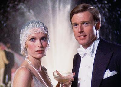 Gatsby le magnifique (1974) avec Robert Redford et une certaine... Mia Farrow