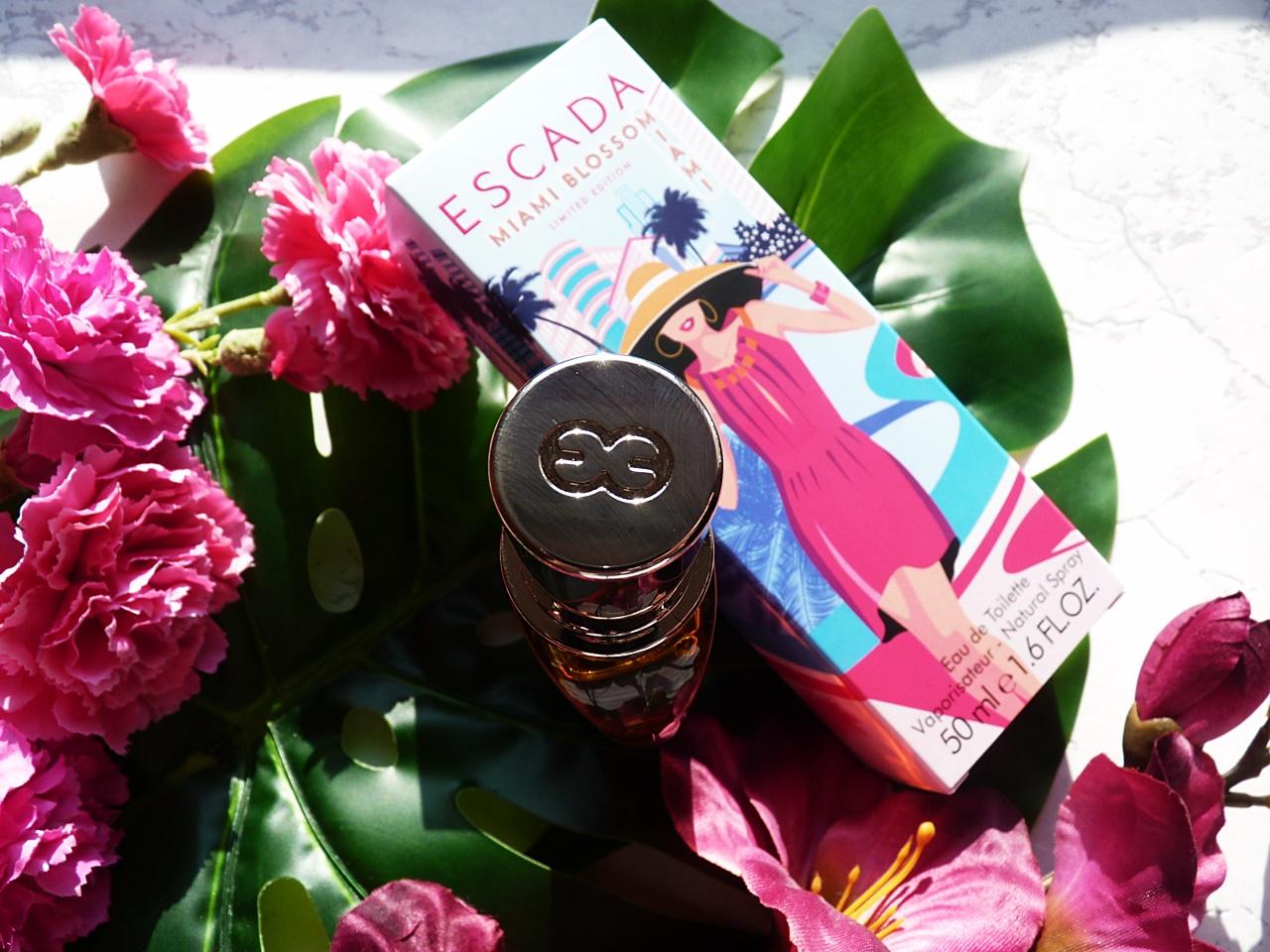 wakacje w Miami perfumy