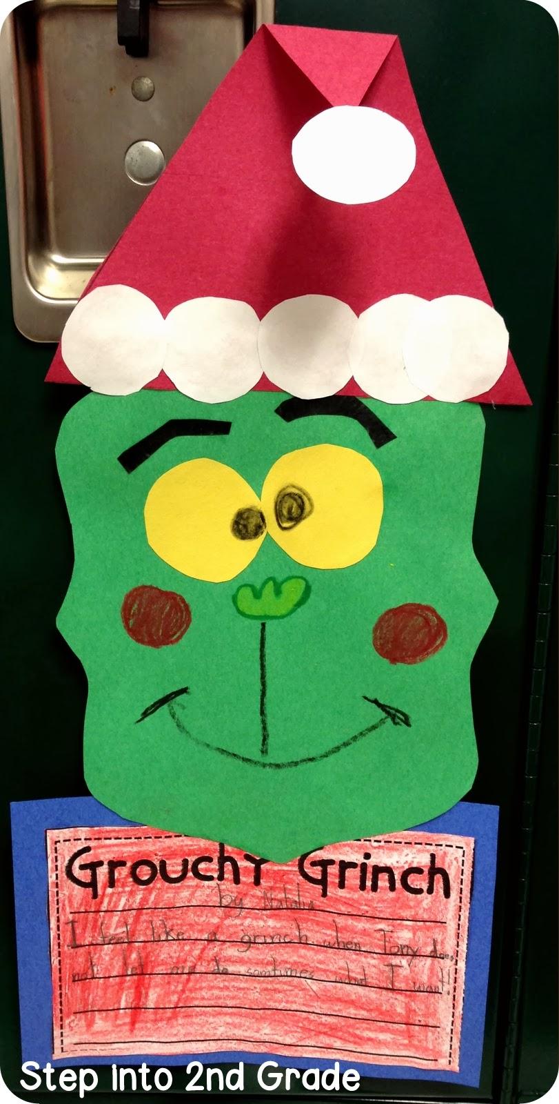 Free Nd Grade Christmas Crafts