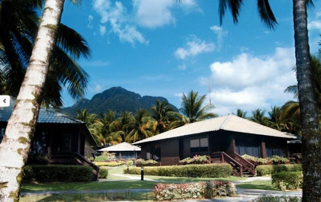 Damai Beach Resort