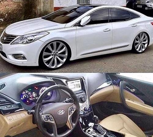 Spesifikasi Hyundai Azera Terbaru