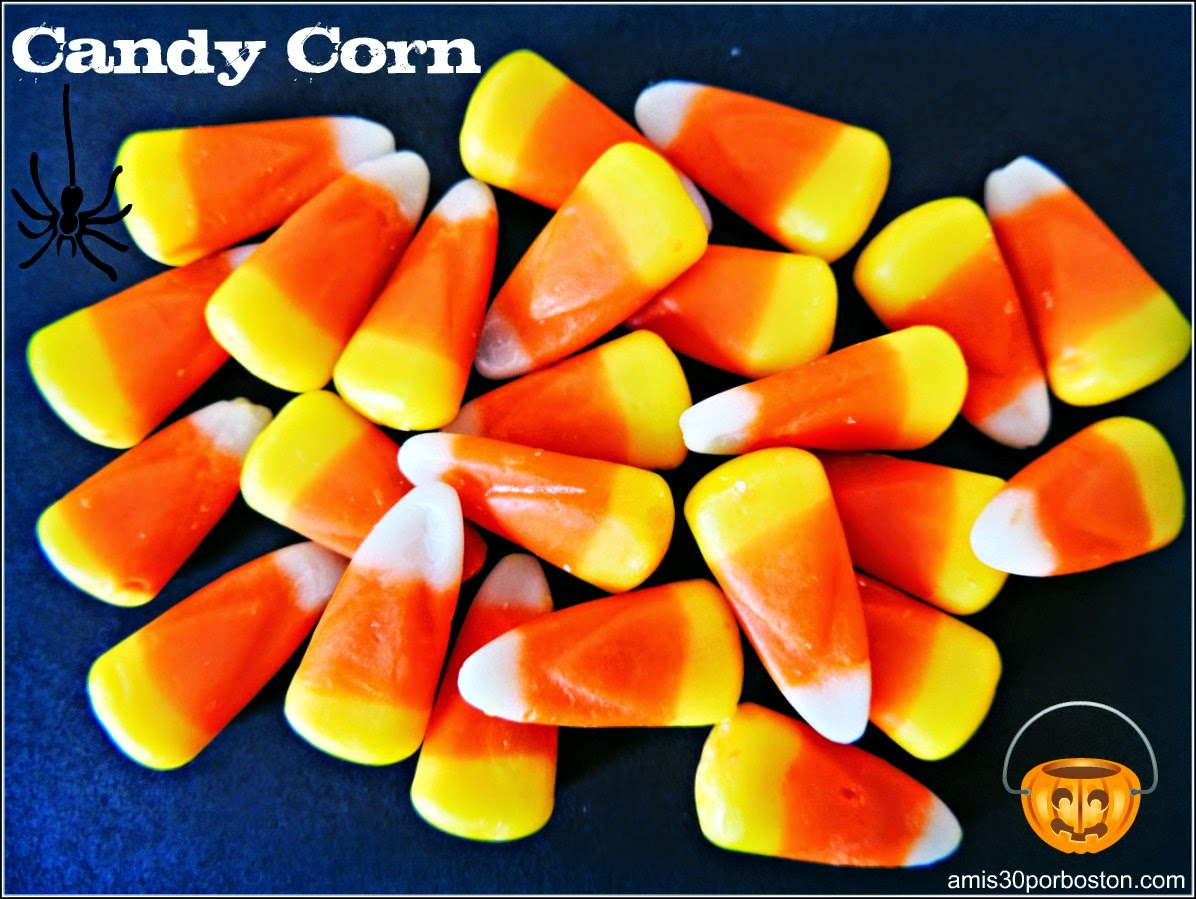 Caramelos de Halloween Candy Corn