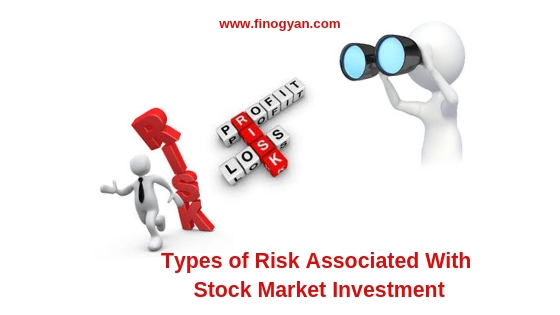 Types of Stock Market Investment Risk-Here's What You Should Know