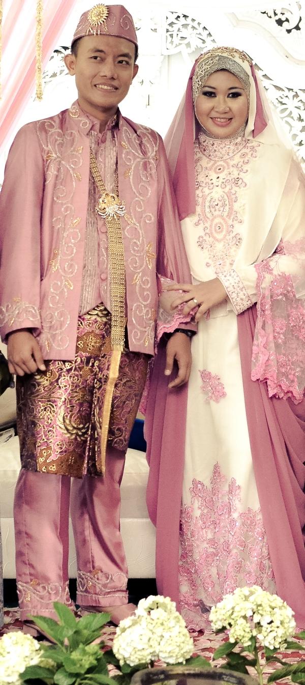 Gaun Pengantin Muslimah Terindah 2017