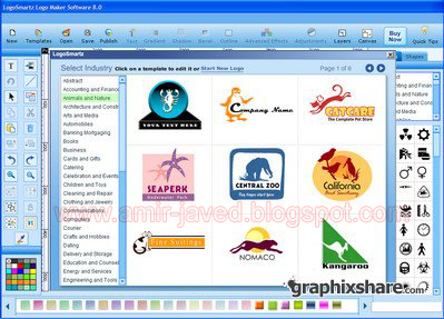 Logo Design Services Free Create Logos Logosmartz Logo Design Software
