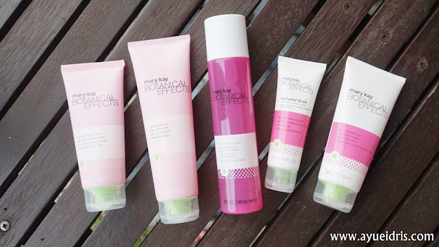 Kebaikan Set MARY KAY Botanical Effects | Review