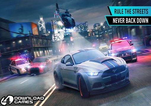 لعبة نيد فور سبيد Need for Speed No Limits اندرويد - ايفون