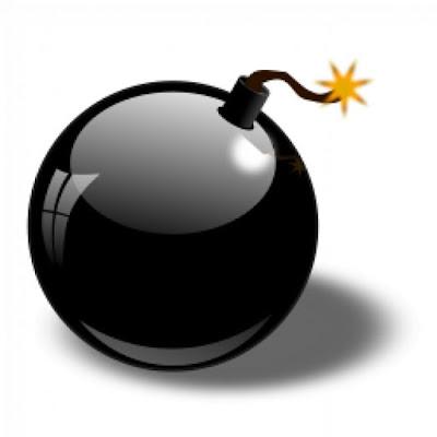 奇異子頂夸克炸彈