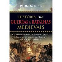 livro batalhas medievais