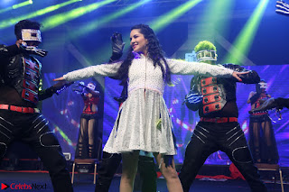 Sunny Leone Dancing on stage At Rogue Movie Audio Music Launch ~  188.JPG
