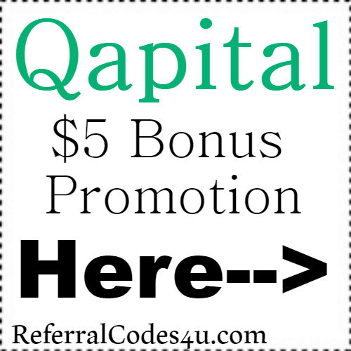 Qapital $5 Sign Up Bonus, Refer A Friend Bonus, Promotions and Reviews 2021-2021