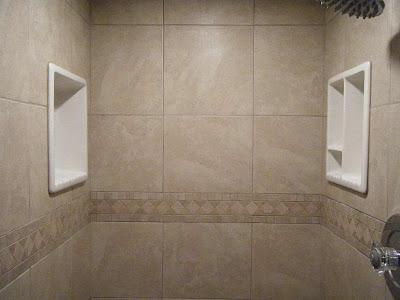 Bathroom Shower Porcelain Tile Ideas
