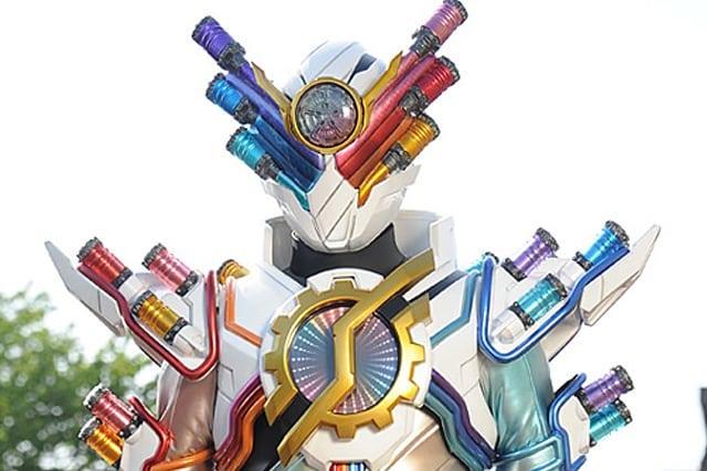 Klikshowtime Kamen Rider Build